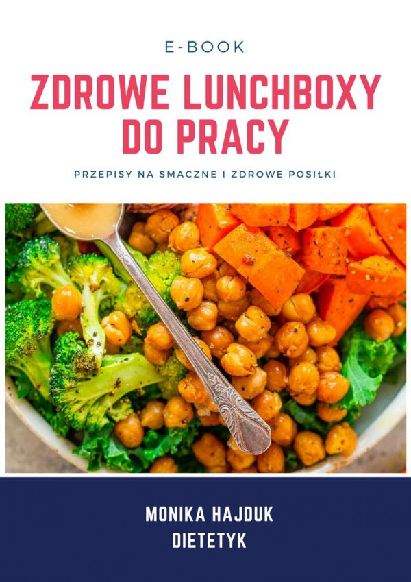 "E-book ""Zdrowe lunchboxy do pracy"""