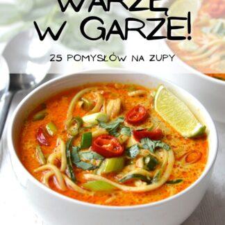 """NOWOŚĆ! e-book """"Warzę w garze!"""""""